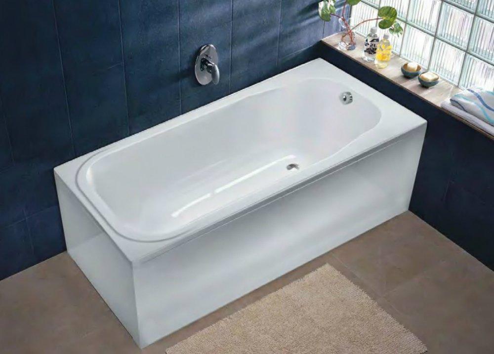 Kolo COMFORT PLUS ванна 170*75 см, прямоугольная, с ножками, без ручек, XWP1470000