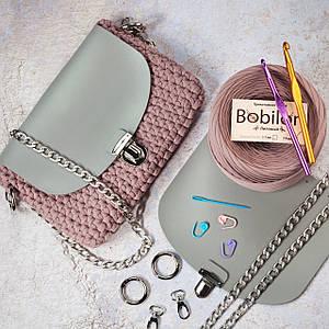Набор для вязания крючком «MY LITTLE BAG» — Сумка с цепочкой