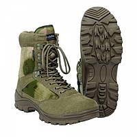 Ботинки MIL-TEC Tactical Boots AT FG 41 Зеленый 12822159-41, КОД: 241267