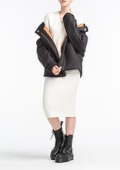 Куртка aLOT 36 Черная 500070-36, КОД: 261568
