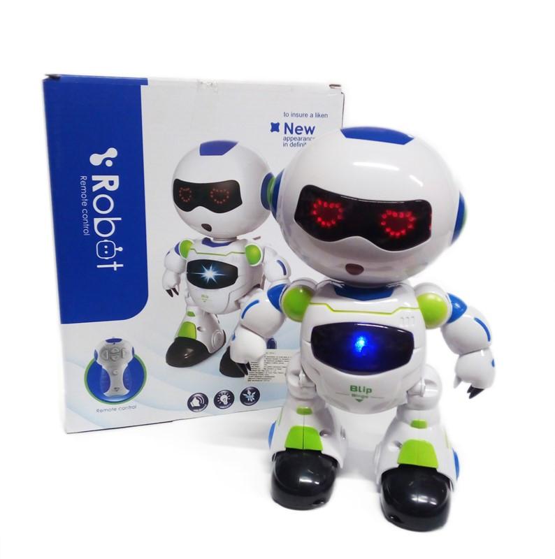 Робот на пульте управления Upgraded Robot Series
