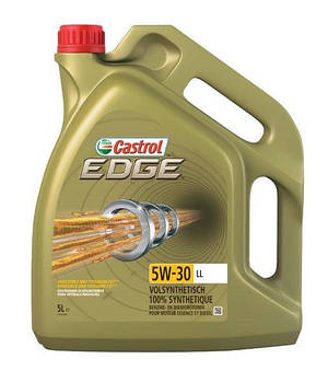 Моторное масло Castrol EDGE FST 5W-30 5л