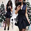 """Платье """"Бант"""",креп-костюмка.  Размер:42-44,46-48. Цвета разные (5337), фото 3"""