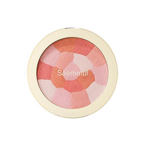 Светящиеся Мульти Румяна The Saem Saemmul Luminous Multi Blusher 8g