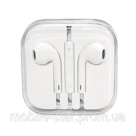 Apple Earpods MD827FE/A гарнітура/навушники