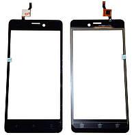 Сенсор Prestigio 5502 MultiPhone Muze A5 Черный