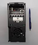 Перетворювач частоти MS300, 3х380В, 2,2 кВт, 5,5 /6,5 А, ЕМС С2 фільтр, векторний, c ПЛК, VFD5A5MS43AFSAA, фото 4