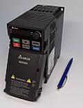 Перетворювач частоти MS300, 3х380В, 2,2 кВт, 5,5 /6,5 А, ЕМС С2 фільтр, векторний, c ПЛК, VFD5A5MS43AFSAA, фото 5