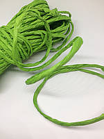 Шнур для творчества. Цвет салатовый