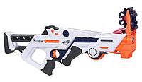 Лазерный бластер Нерф Nerf Laser Ops Burst Fire Combat Blaster