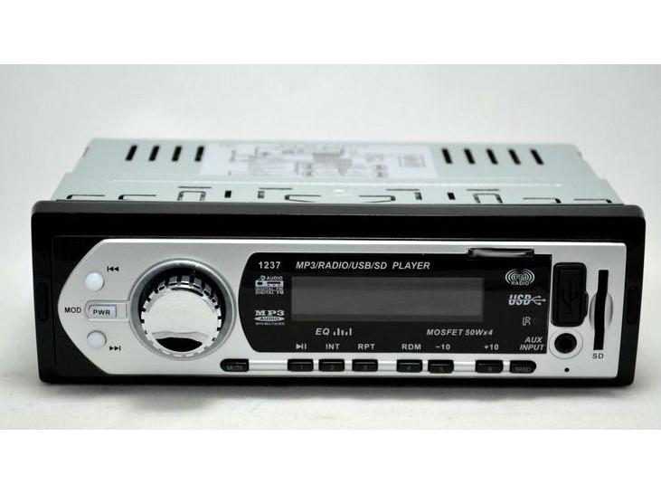 Автомагнитола MP3 1237 PR3
