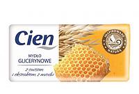 Мыло Cien глицериновое с овсом и медом, 75 г