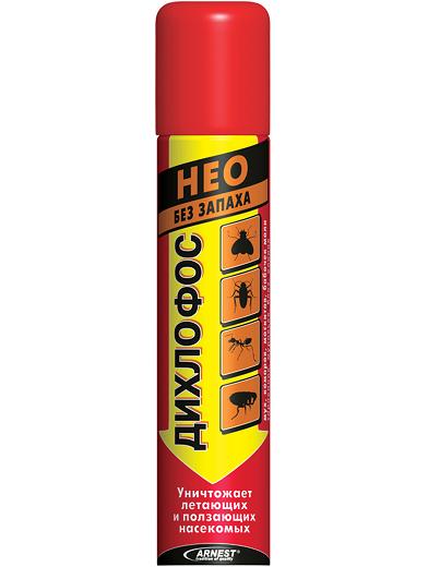 Универсальное средство от насекомых «Дихлофос-НЕО» 190мл