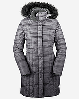 Парка Eddie Bauer Women Lodge Down Parka CINDER S Серая 7494CD-S 14faf20ec96e8