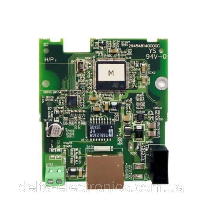 Опциональная плата связи CMM-MOD01 Modbus TCP для преобразователей частоты серии MS300