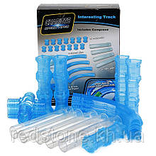 Автотрек трубопровідний Chariots Speed Pipes 022-3, запасні деталі 26 елементів.