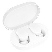 Наушники-вкладыши блютуз Xiaomi Mi AirDots TWS беспроводные - Белый