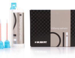 OLITEMP ESTHETIC пластмасса для временных коронок, цвет A2,OLIDENT (Олидент, Германия ), 50мл
