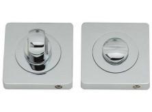 Поворотник (фиксатор) для двери BK0805 AL Сатин