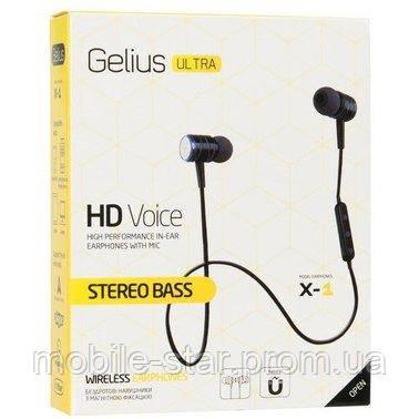 Навушники/гарнітура Bluetooth Gelius Ultra Stereo