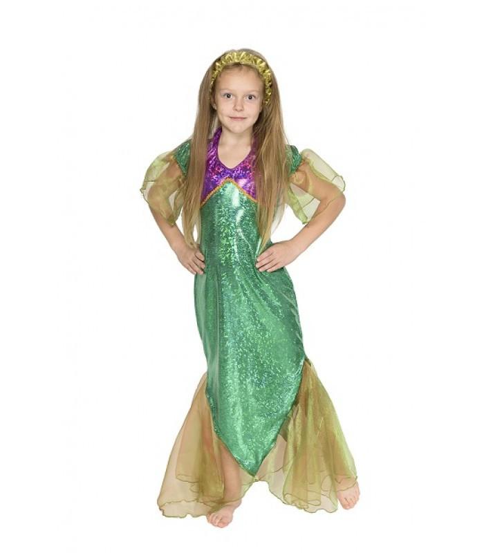 Новорічний костюм Русалочки від 5 до 10 років, на виступ, ранок