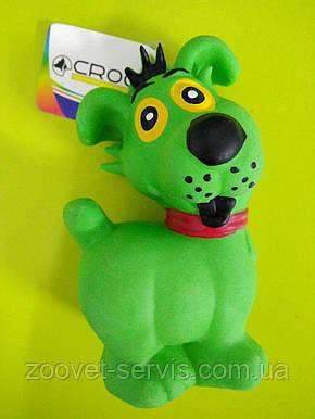 Игрушка для мелких собак Коровка 9-10см CaniAMici C6098976, фото 2
