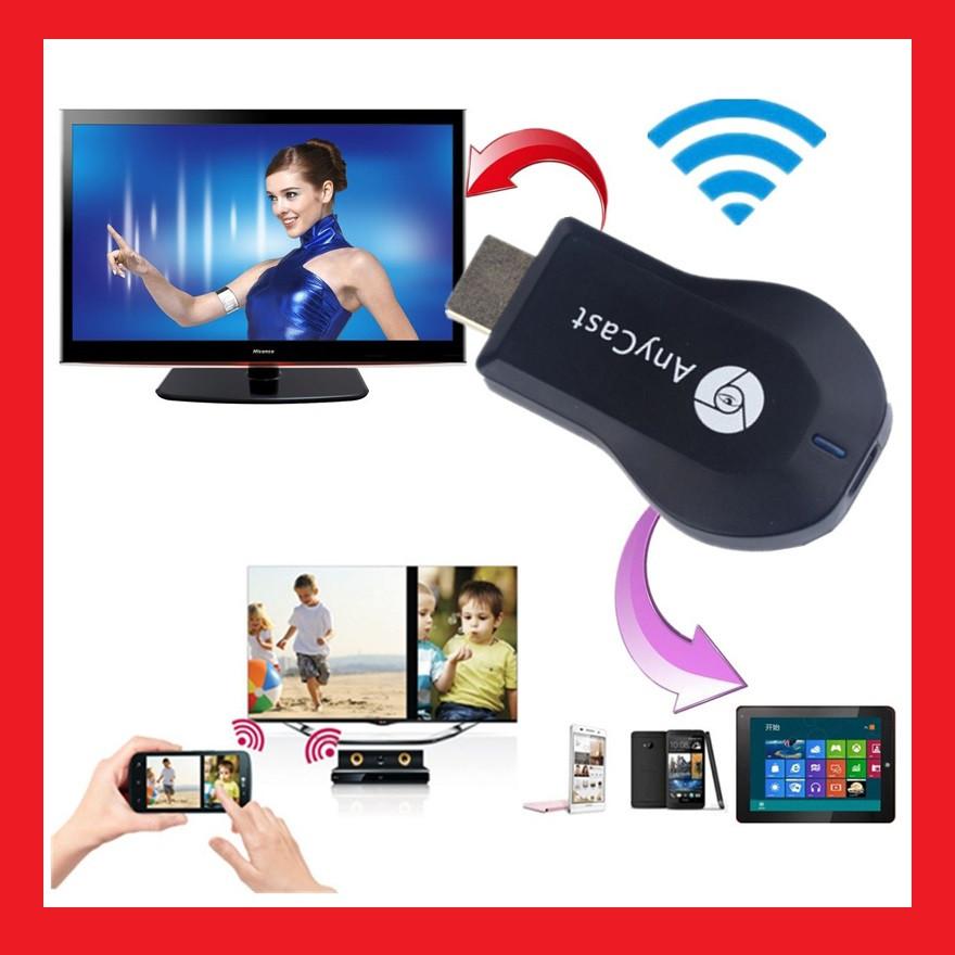 Медіаплеєр Miracast AnyCast M2 Plus HDMI з вбудованим Wi-Fi модулем
