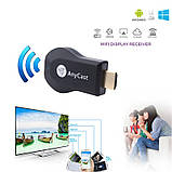 Медіаплеєр Miracast AnyCast M2 Plus HDMI з вбудованим Wi-Fi модулем, фото 2