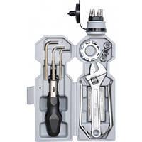 Инструменты для ремонта и обслуживания велосипеда в футляре 'бутылка', V-77795
