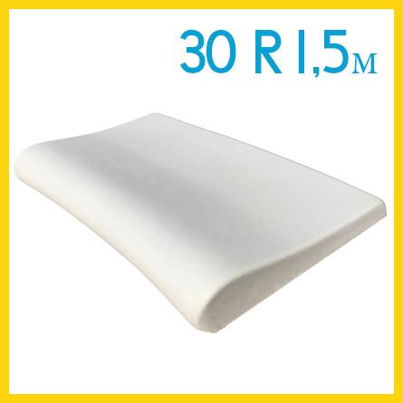 Радиусный копинговый камень 30см R-1,5м