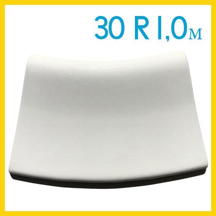 Радиусный копинговый камень 30см R-1,0м