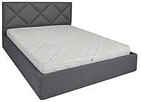 Кровать двуспальная Лидс металл, да, 160х200 Плаза 84