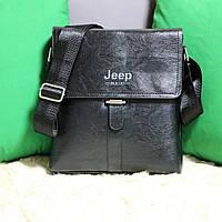 e072bd5e6e4a Мужская Кожаная Сумка-рюкзак Jeep Buluo — в Категории
