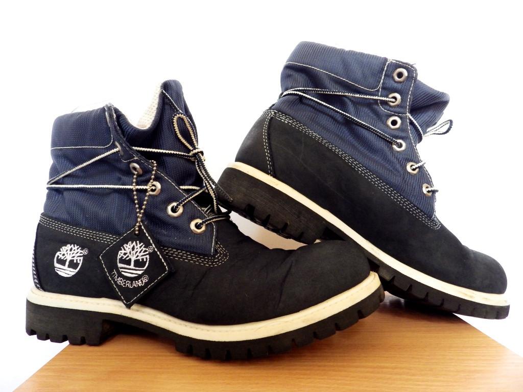 Ботинки Timberland 100% Оригинал р-р 42 (27 см) (сток, б/у)