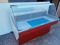 Универсальная витрина Maggiore 1.2 Freddo (холодильная) прямое стекло