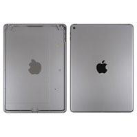 Задняя крышка для Apple iPad Air 2, серебристая, версия (Wi-Fi)
