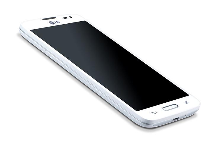 Корпус для смартфону LG D405 L90, білий