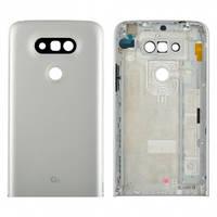 Корпус для смартфону LG H820, H830, H850 G5, сріблястий