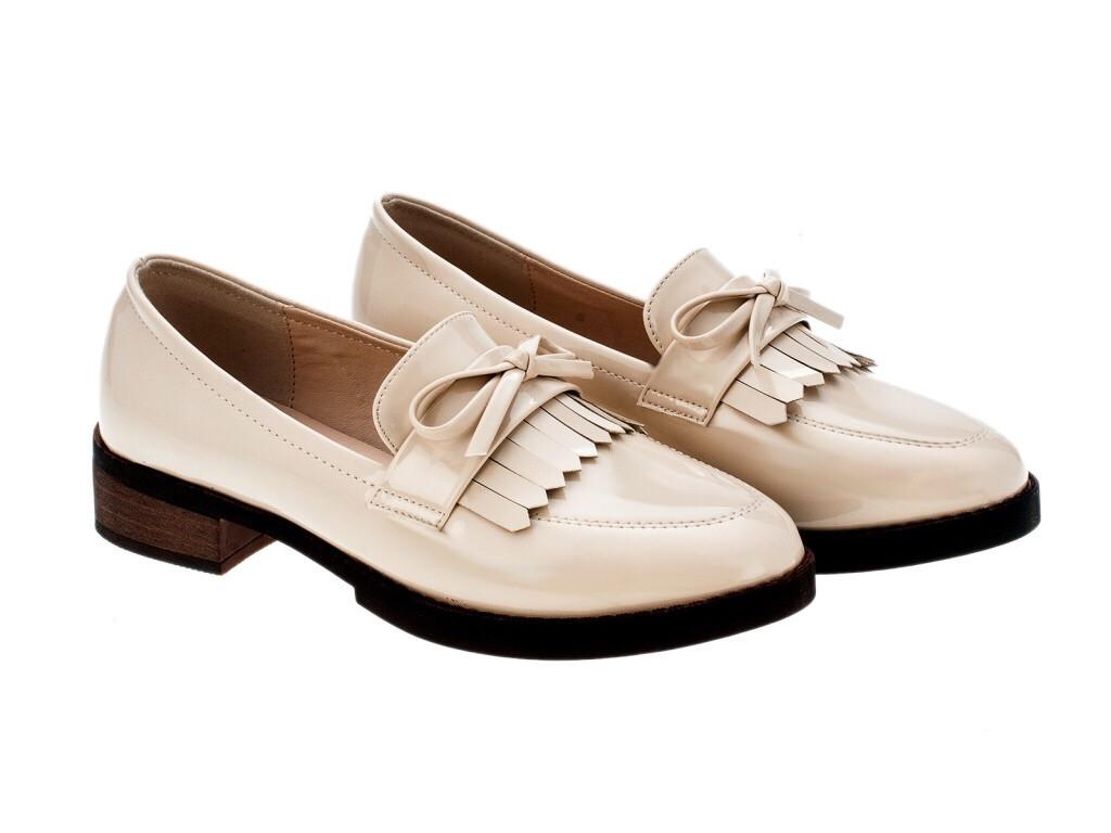 Туфли женские кожзам оптом