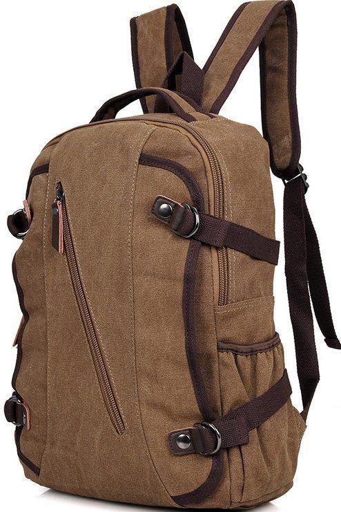 900e7b48535c Рюкзак Vintage Коричневый (14586) — в Категории