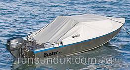 Лодка алюминиевая Buster XS R с консолью