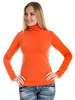 Женский гольф из полушерсти IRVIC 44-46 Оранжевый IrC-VH10-421-44-46, КОД: 270751