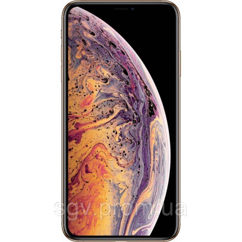 Apple iPhone XS Max 512GB Dual Sim Gold