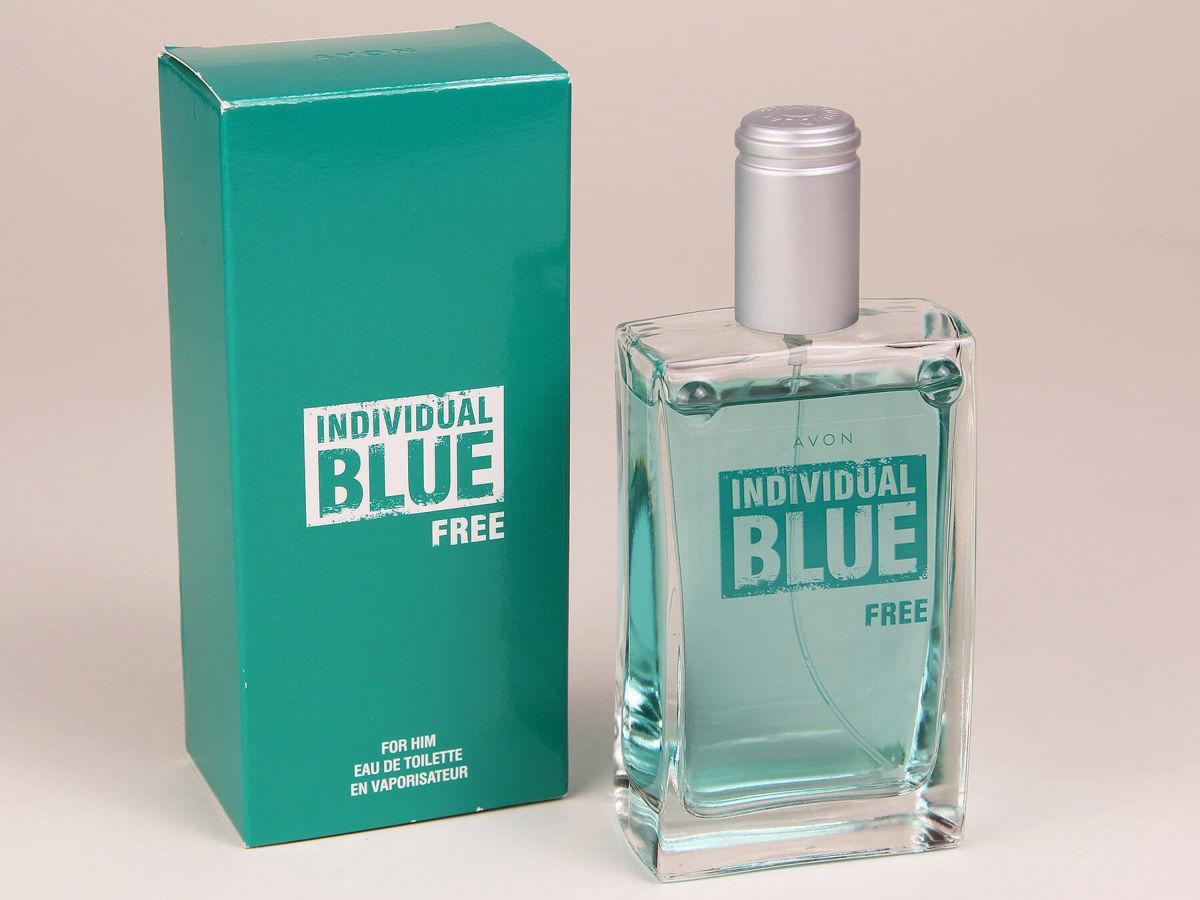 Туалетная вода avon individual blue купить натуральную косметику кострома
