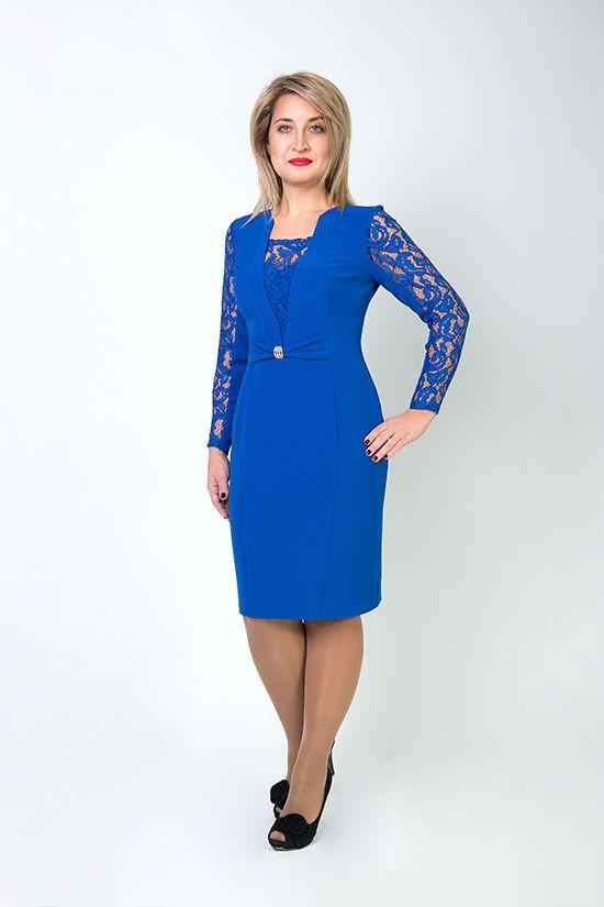 Платье Биатрис 8261,размеры 48,50
