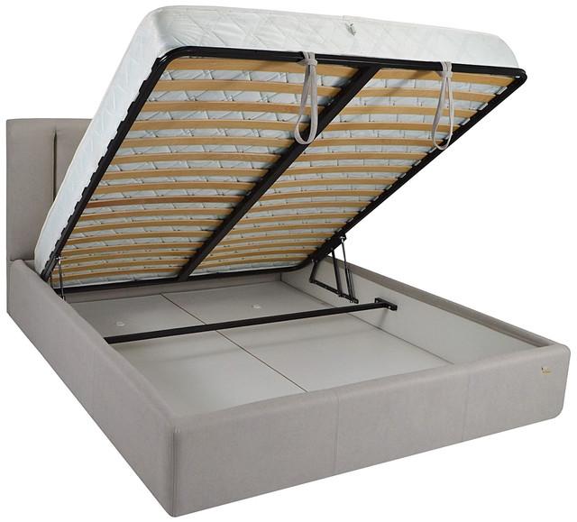 Кровать двуспальная Санам Фибрил 06 (фото 3)