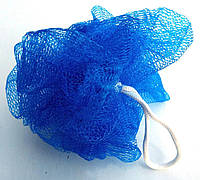 Мочалка бант (бантик, розочка) для ванной малая «Maxi», фото 1