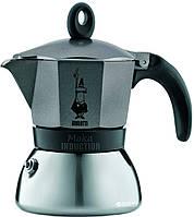 Гейзерная индукционная кофеварка Bialetti Moka express INDUCTION на 6 чашек (0004823X4)
