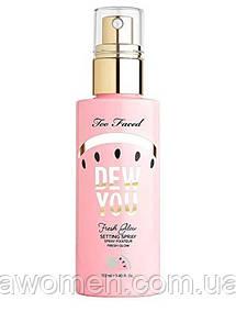 Спрей фиксатор Too faced Tutti Frutti Dew You Setting Spray 100 ml
