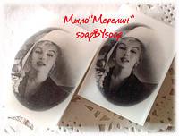 """Мыло с картинкой """"Мерелин"""", фото 1"""